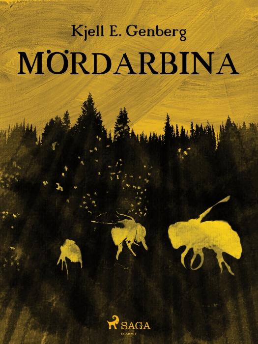 Billede af Mördarbina (E-bog)