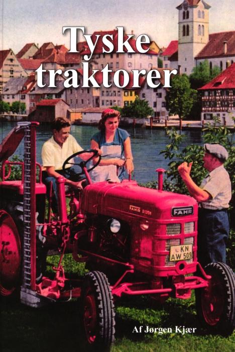 Tyske traktorer (Bog)