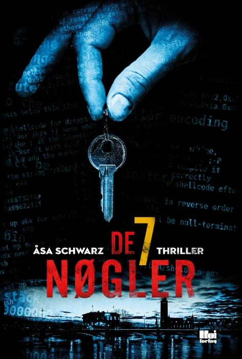 Image of De syv nøgler (Bog)