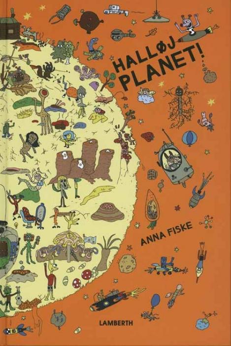 Image of Halløj planet (E-bog)