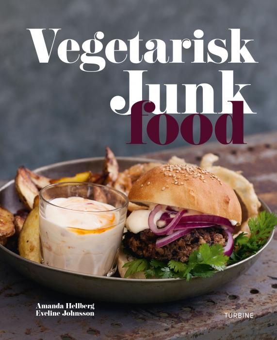 Vegetarisk Junk Food (Bog)