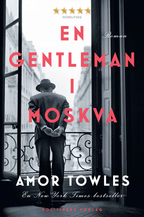 Image of En gentleman i Moskva (Bog)