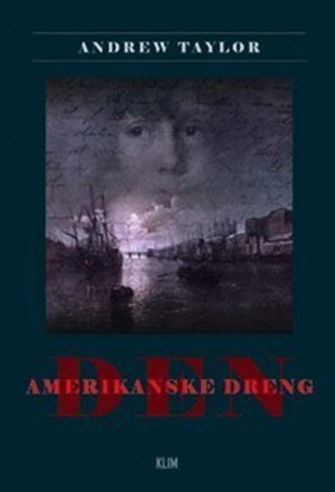Image of Den amerikanske dreng (Lydbog)