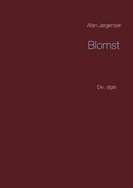 Image of Blomst (Bog)
