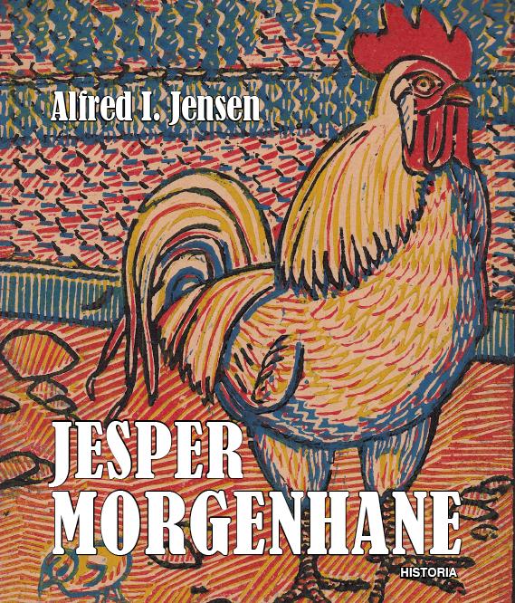Image of Jesper Morgenhane (Bog)