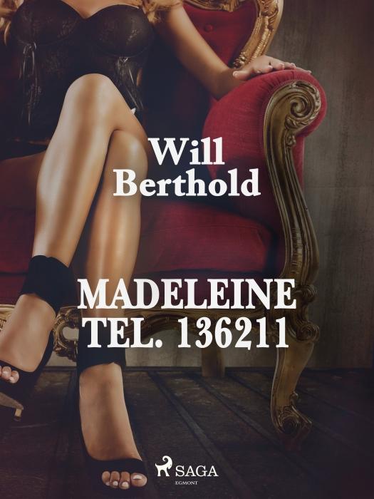 Madeleine Tel. 136211 (E-bog)