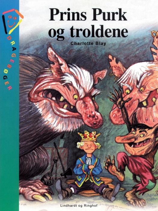 Prins Purk og troldene (E-bog)