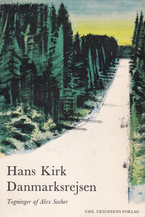 Image of   Danmarksrejsen (E-bog)