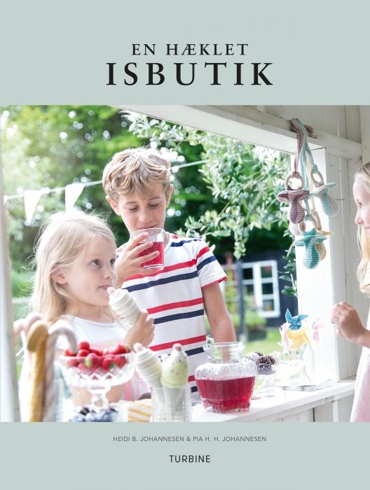 Image of   En hæklet isbutik (Bog)
