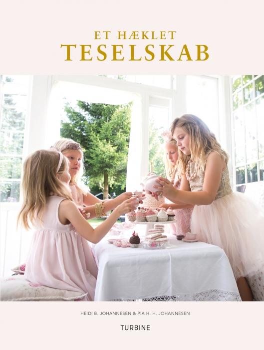Image of   Et hæklet teselskab (Bog)