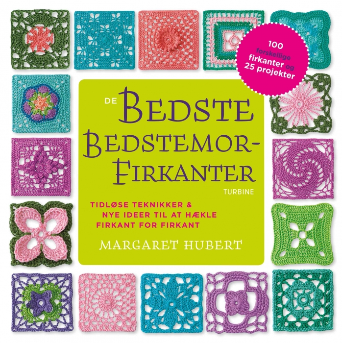 Image of   De bedste bedstemorfirkanter (Bog)