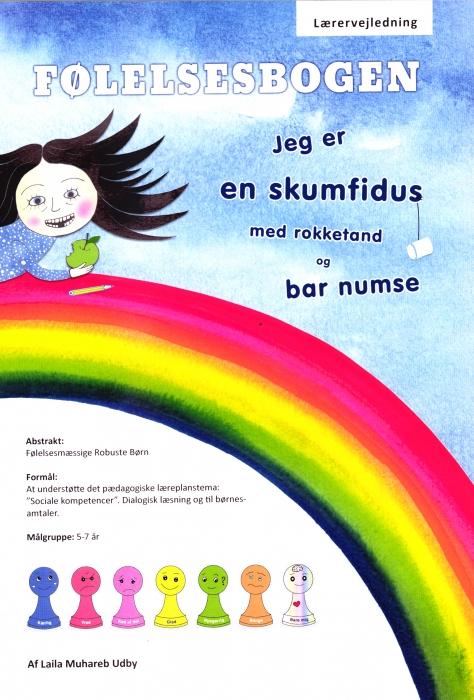 Følelsesbogen - Lærevejledning (Bog)