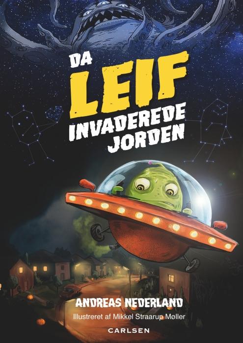 Image of Da Leif invaderede jorden (E-bog)