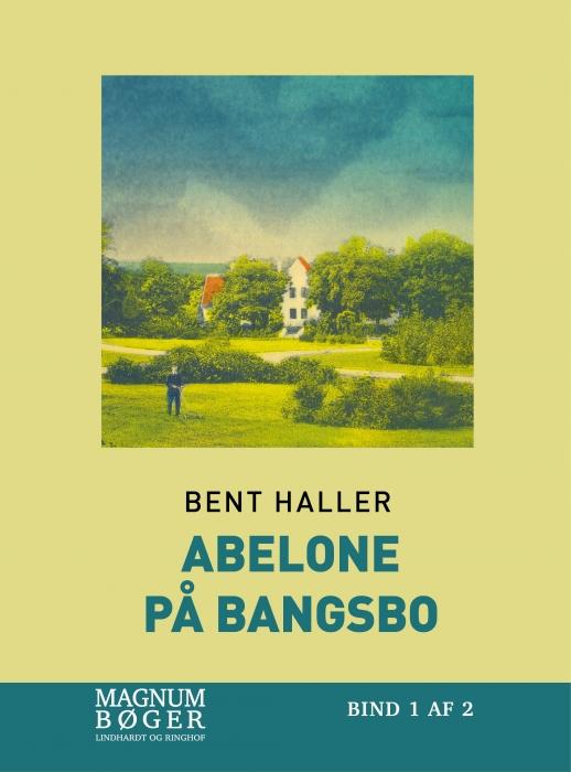 Image of   Abelone på Bangsbo (storskrift) (Bog)