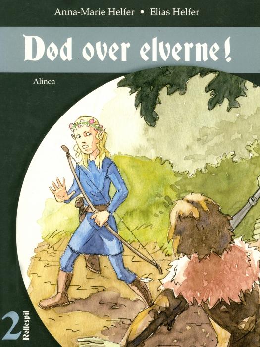 Image of Død over elverne (E-bog)