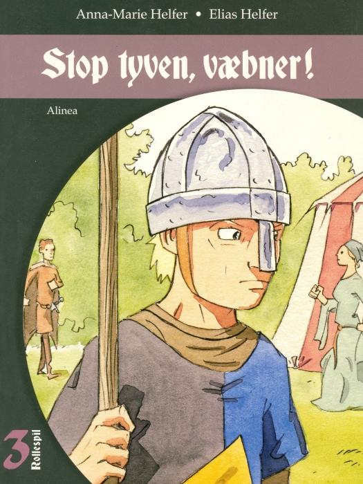 Image of Stop tyven, væbner! (E-bog)