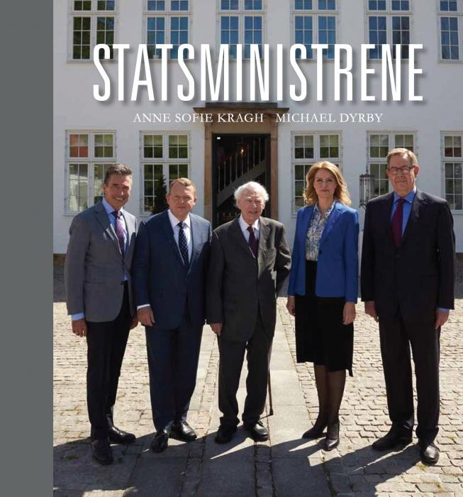 Image of Statsministrene (Bog)