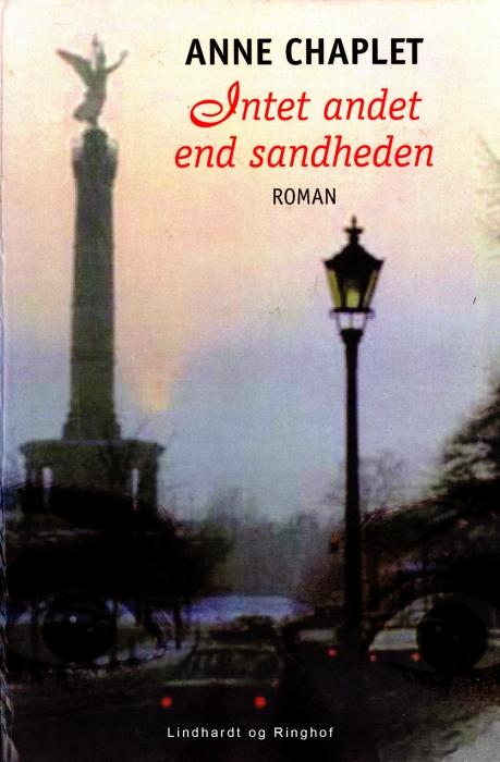 Image of Intet andet end sandheden (Bog)