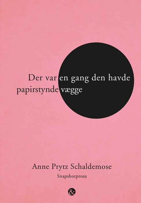Image of Der var en gang den havde papirstynde vægge (Bog)