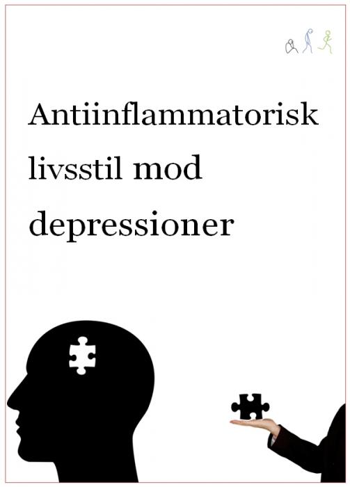 Image of   Antiinflammatorisk livsstil mod Depressioner (E-bog)