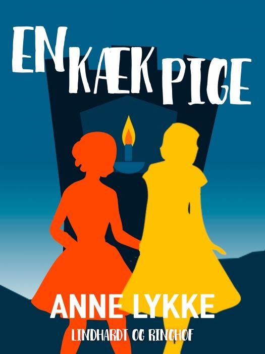 Image of En kæk pige (E-bog)