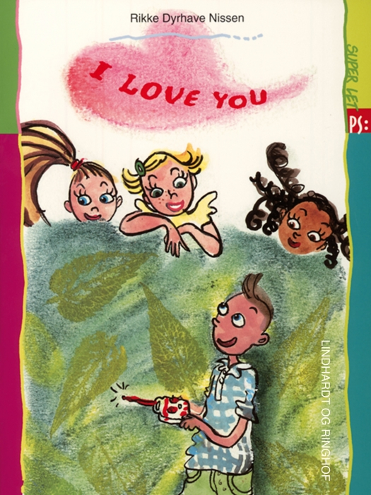 I love you (E-bog)