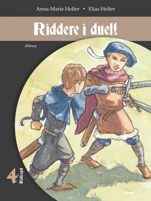 Image of Ridder i duel! (E-bog)