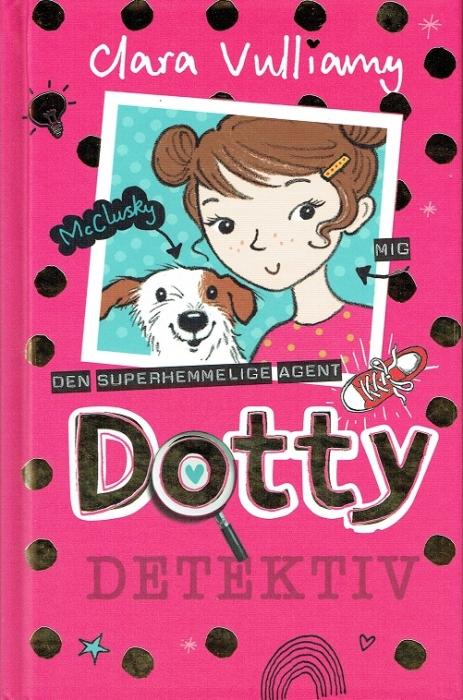 Dotty Detektiv (1) Den superhemmelige agent (Bog)