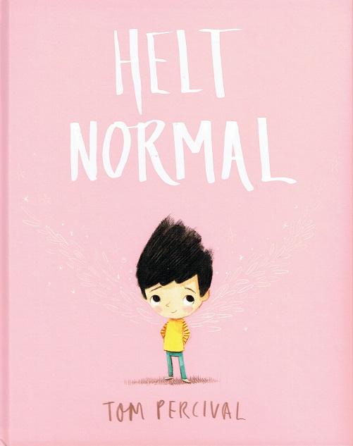 Helt normal (Bog)
