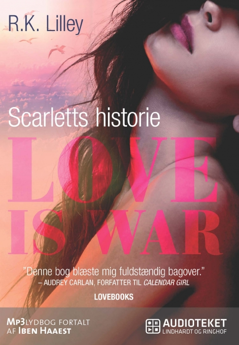 Love is war 1 - Scarletts historie (Lydbog)