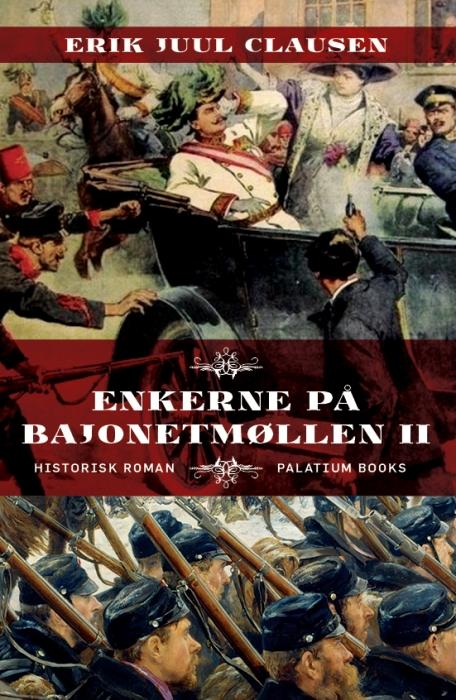 Enkerne på Bajonetmøllen II (E-bog)