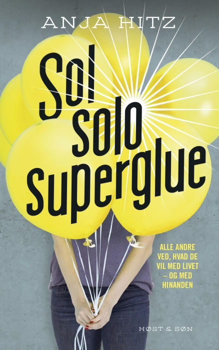 Image of Sol solo superglue (E-bog)