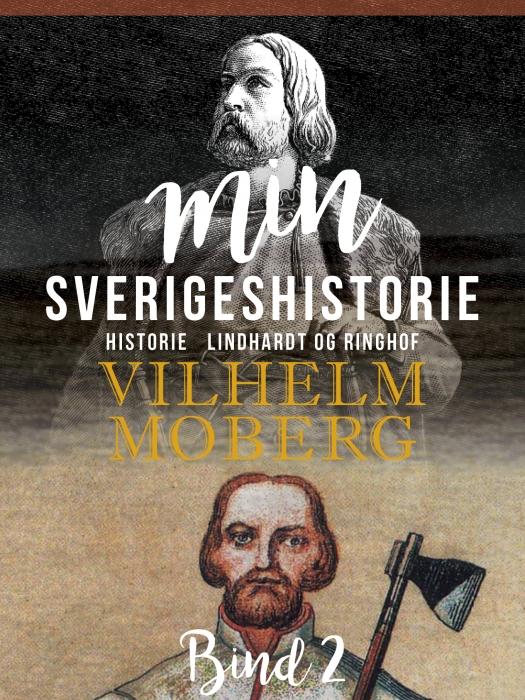 Min Sverigeshistorie bind 2 (E-bog)