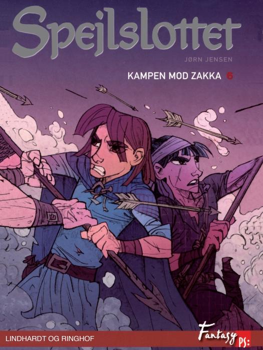 Image of   Kampen mod Zakka (E-bog)
