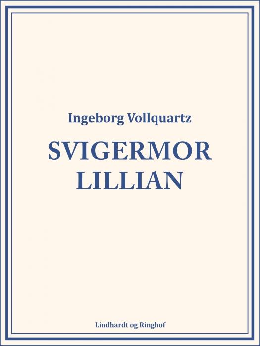 Image of   Svigermor Lillian (E-bog)