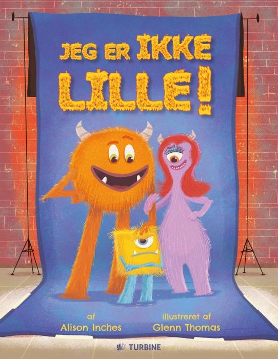 Image of Jeg er ikke lille! (Bog)