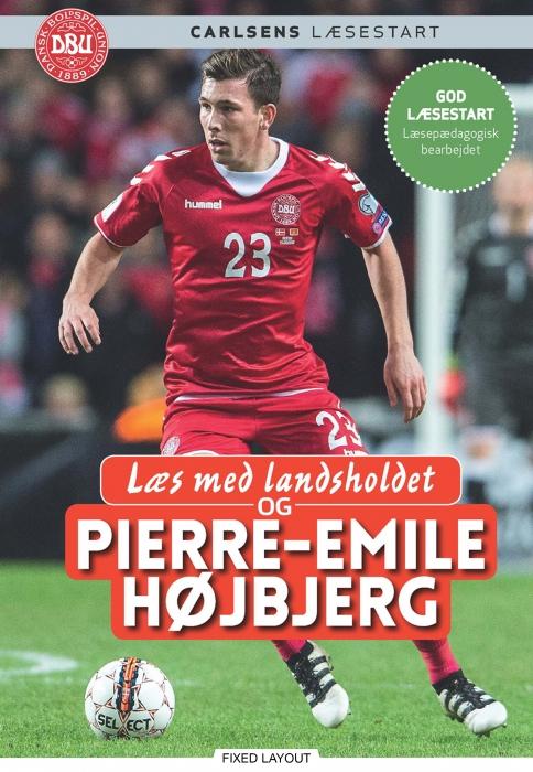 Image of   Læs med landsholdet og Pierre-Emile Højbjerg (E-bog)