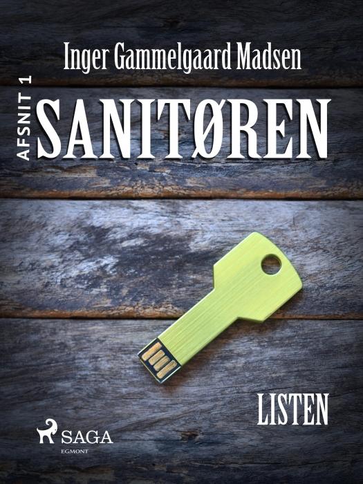 Image of   Sanitøren: Listen 1 (Lydbog)