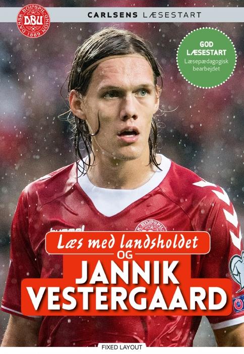 Image of   Læs med landsholdet og Jannik Vestergaard (E-bog)