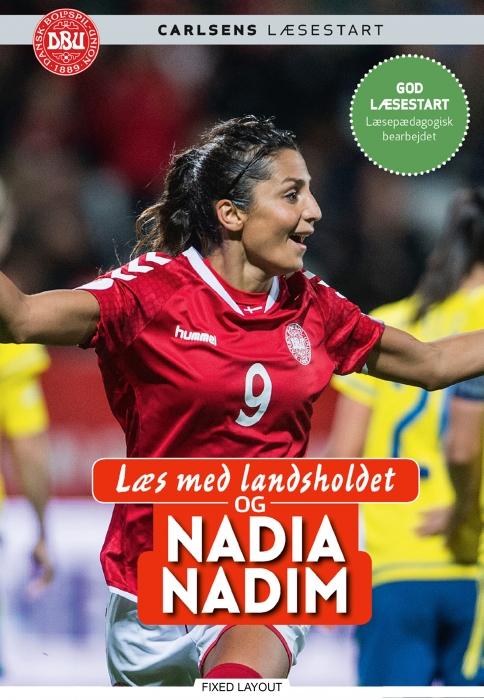 Image of   Læs med landsholdet og Nadia Nadim (E-bog)