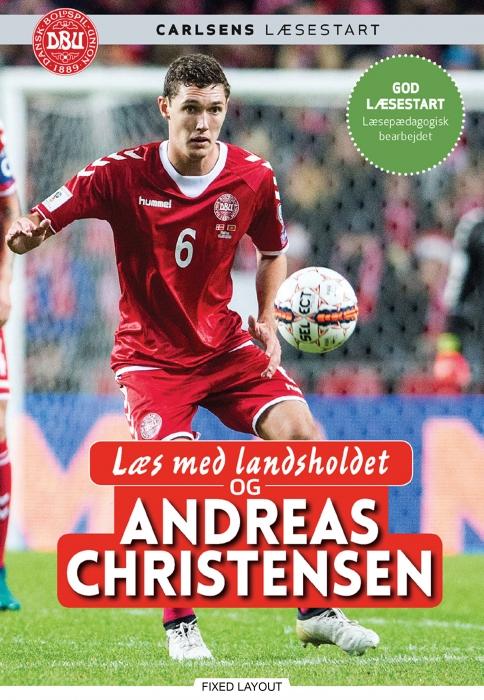 Image of   Læs med landsholdet og Andreas Christensen (E-bog)