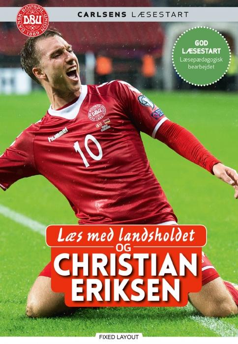 Image of   Læs med landsholdet og Christian Eriksen (E-bog)