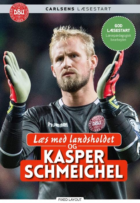 Image of   Læs med landsholdet og Kasper Schmeichel (E-bog)