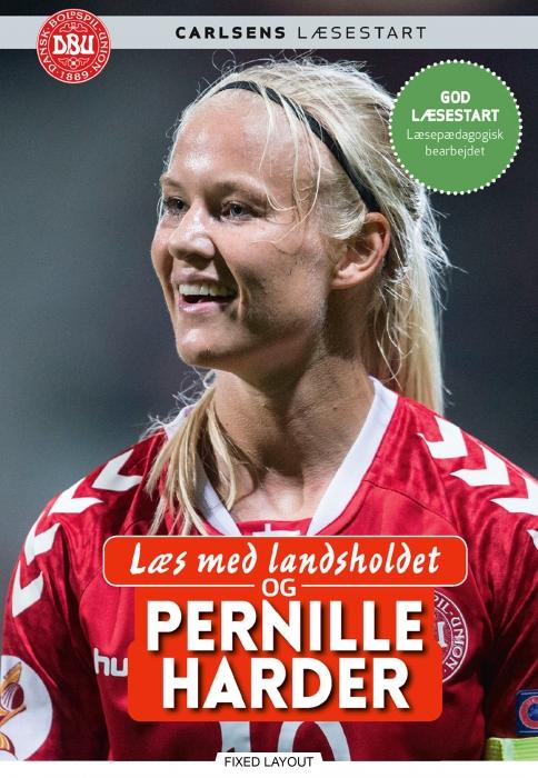 Image of   Læs med landsholdet og Pernille Harder (E-bog)