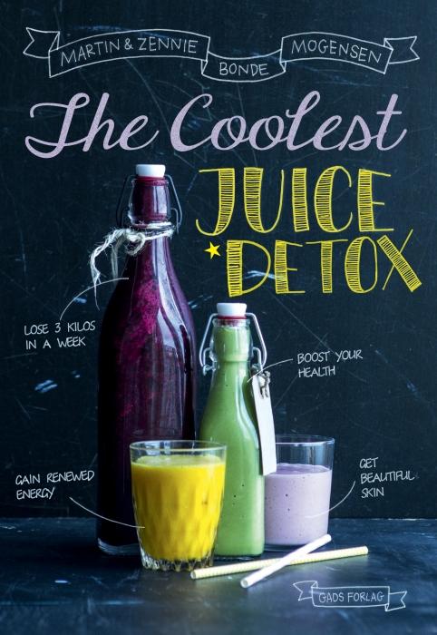 The Coolest Juice Detox (E-bog)