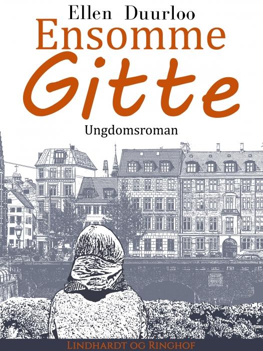 Ensomme Gitte (Bog)
