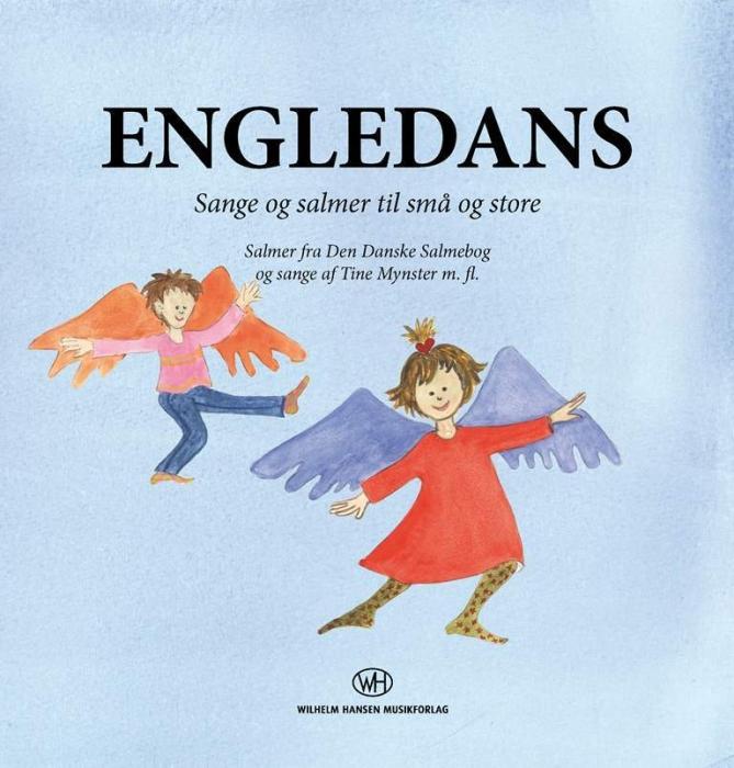 Engledans (Bog og CD) (Bog)