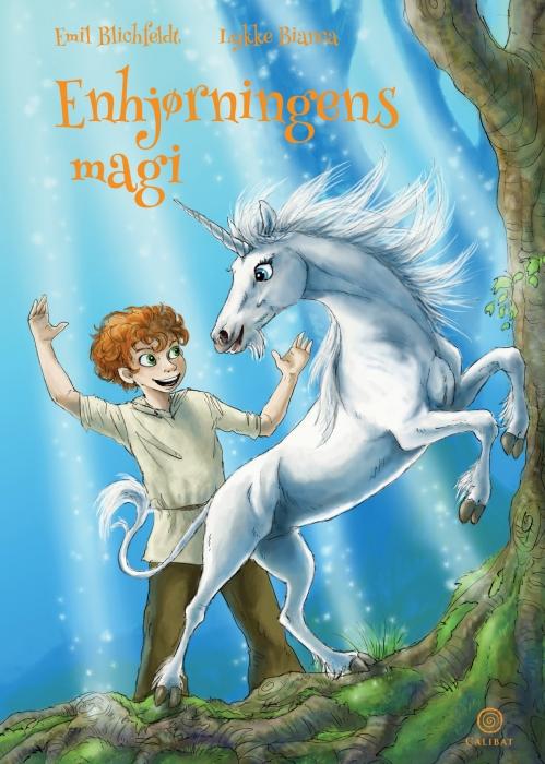 Enhjørningens Magi (Bog)