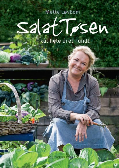 Salattøsen - Kål hele året rundt (E-bog)