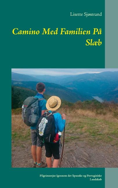 Image of   Camino Med Familien På Slæb (Bog)